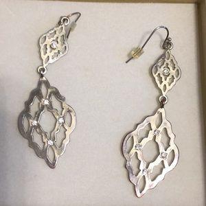 Earrings from White House Black Market